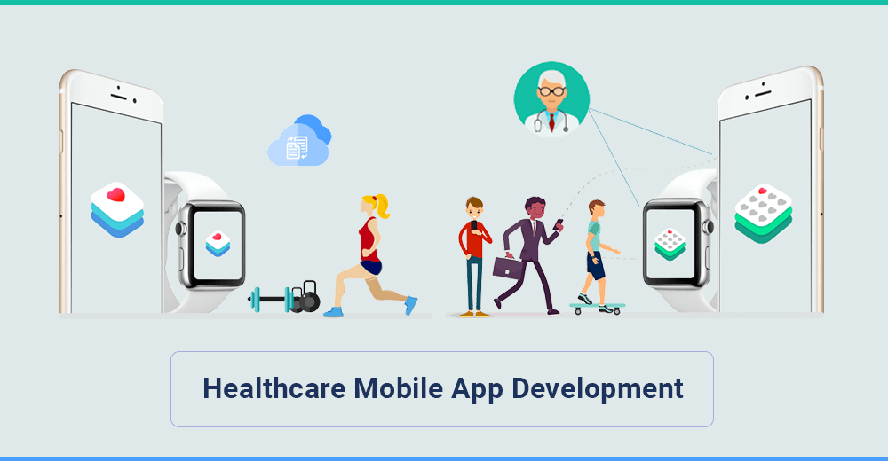 Latest Trends for Healthcare-Medical Mobile Application